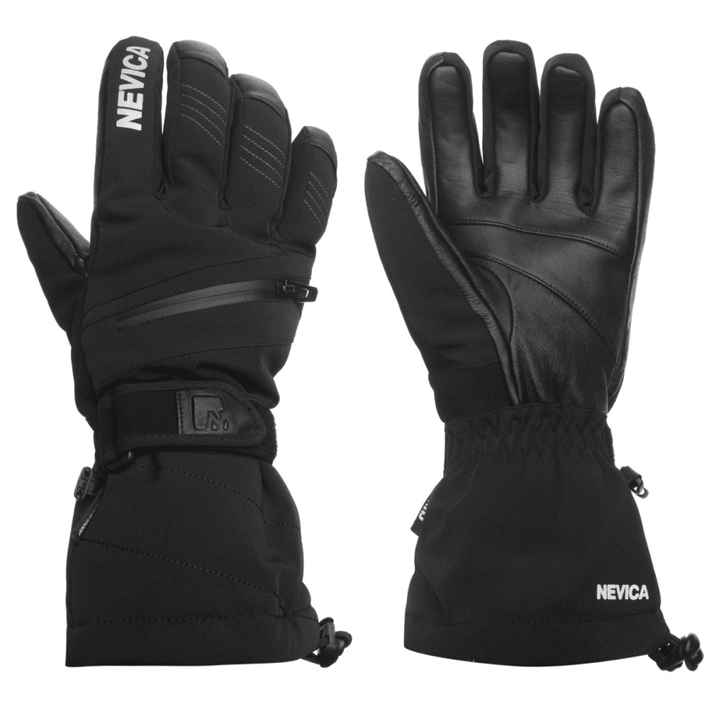 NEVICA Men's Vail Ski Gloves - BLACK