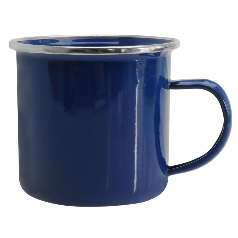 GELERT Enamel Mug - BLUE