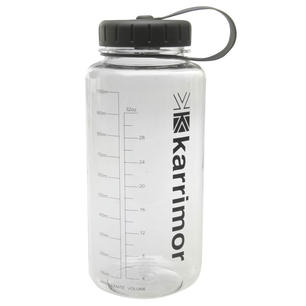 KARRIMOR 1L Tritan Bottle - CLEAR