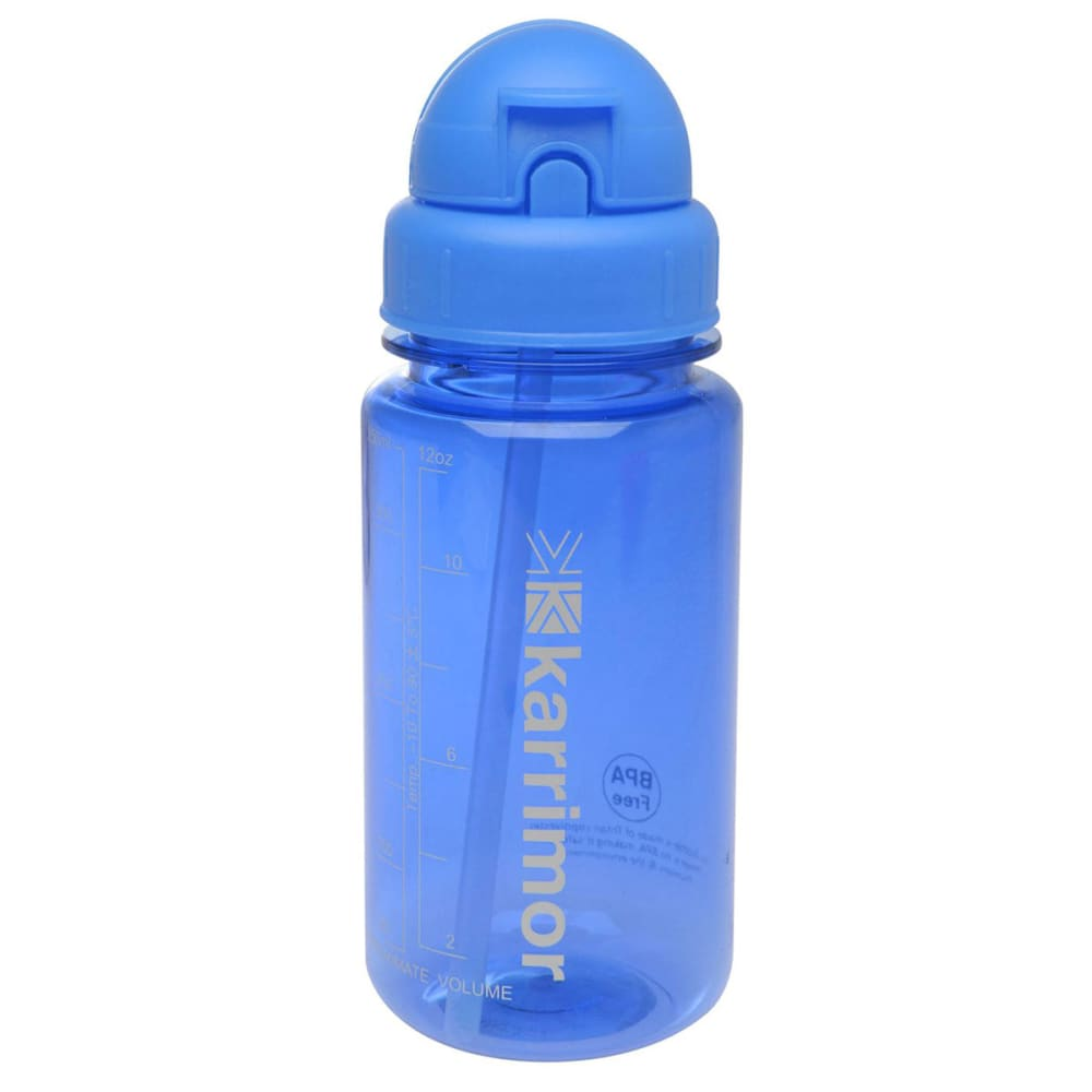 KARRIMOR 350ml Tritan Water Bottle - BLUE