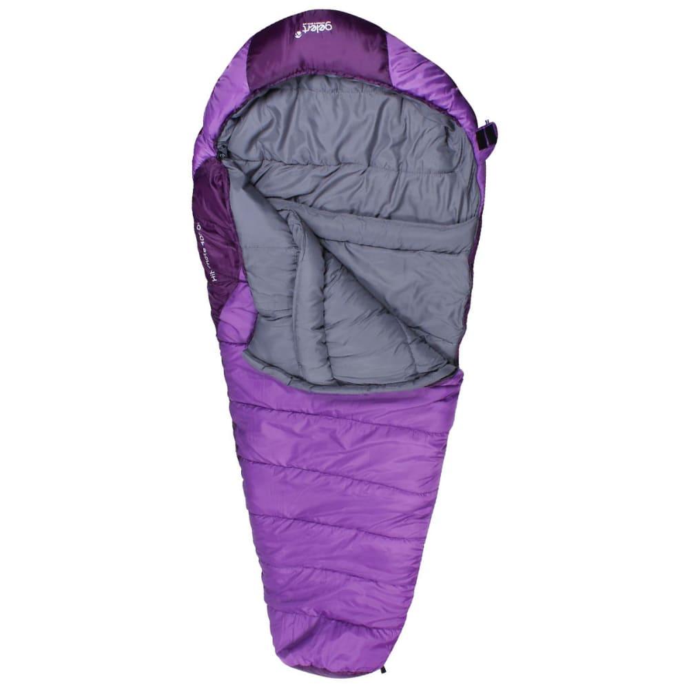 GELERT Hibernate 400 Sleeping Bag - PURPLE