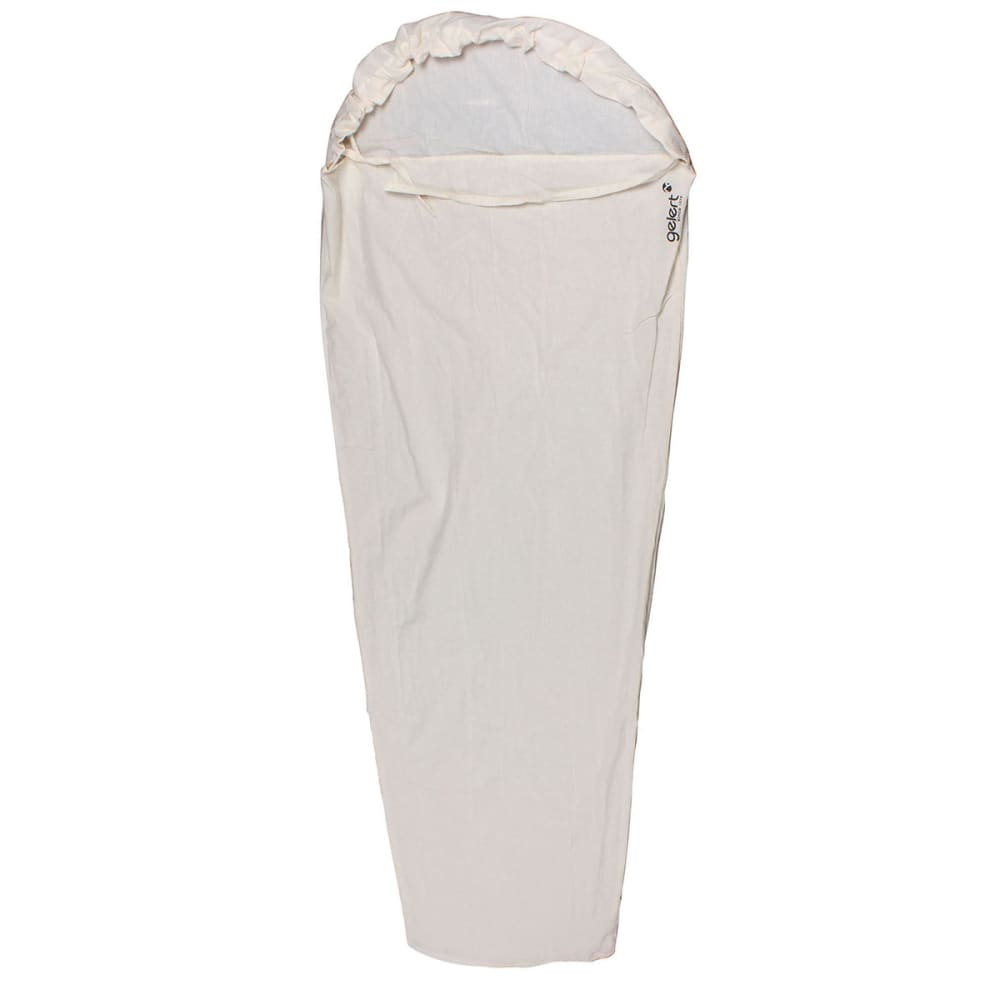 GELERT Single Sleeping Bag Liner ONESIZE