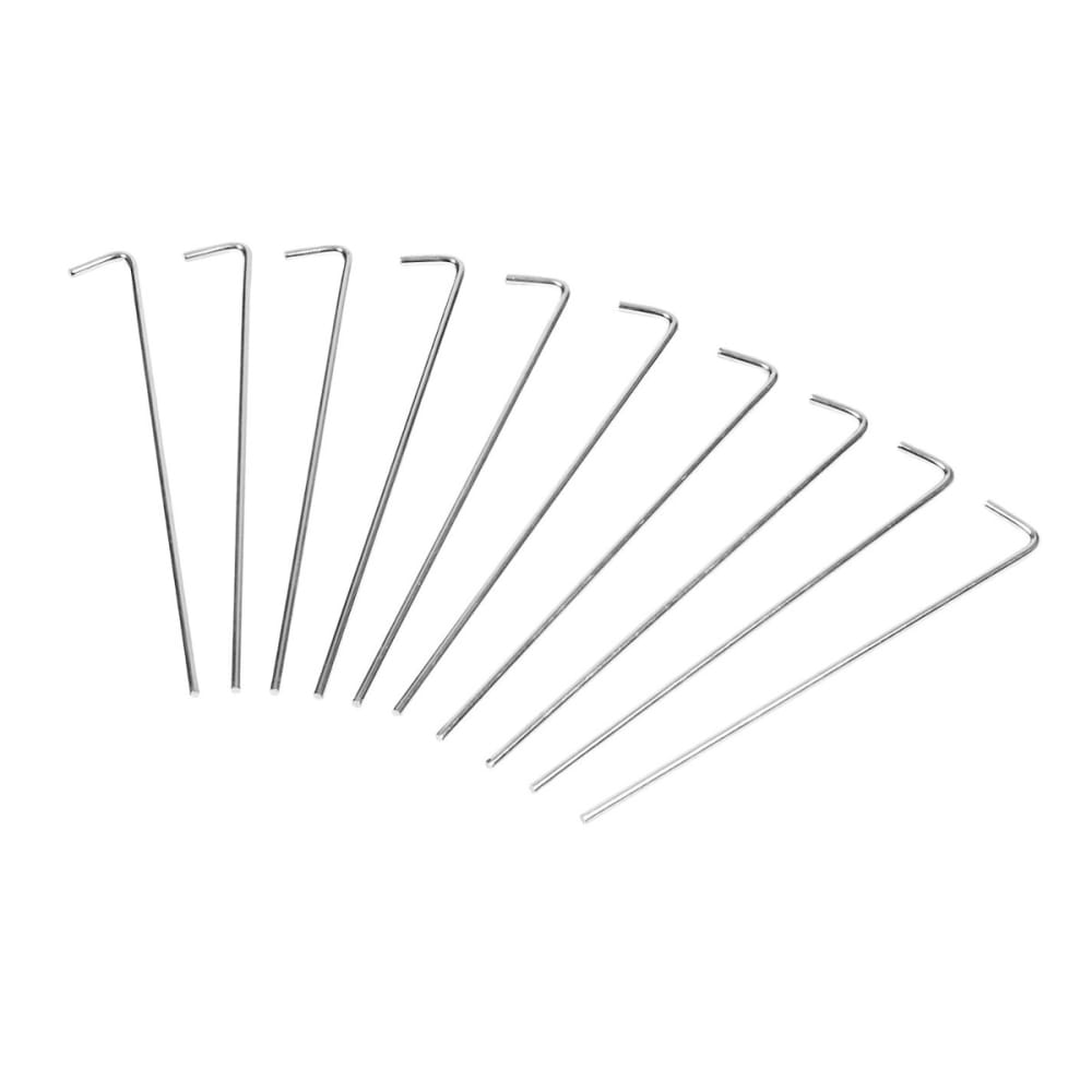 GELERT 9 in. Wire Pegs - -