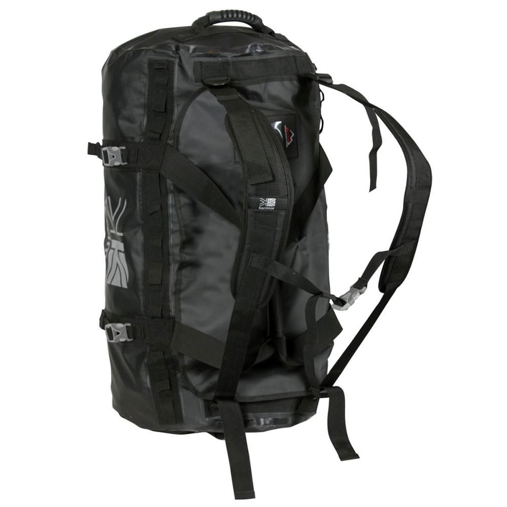 KARRIMOR 90L Duffle Bag - BLACK