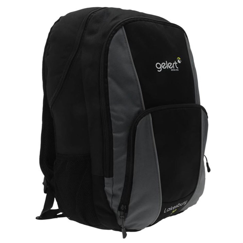 GELERT Lakesbury 30L Backpack - BLACK/GREY