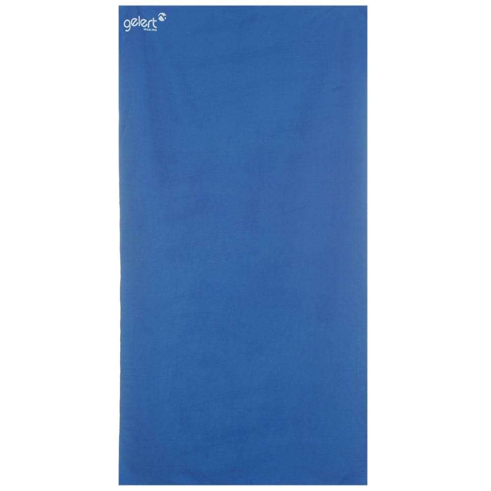 GELERT Soft Towel, Giant - BLUE