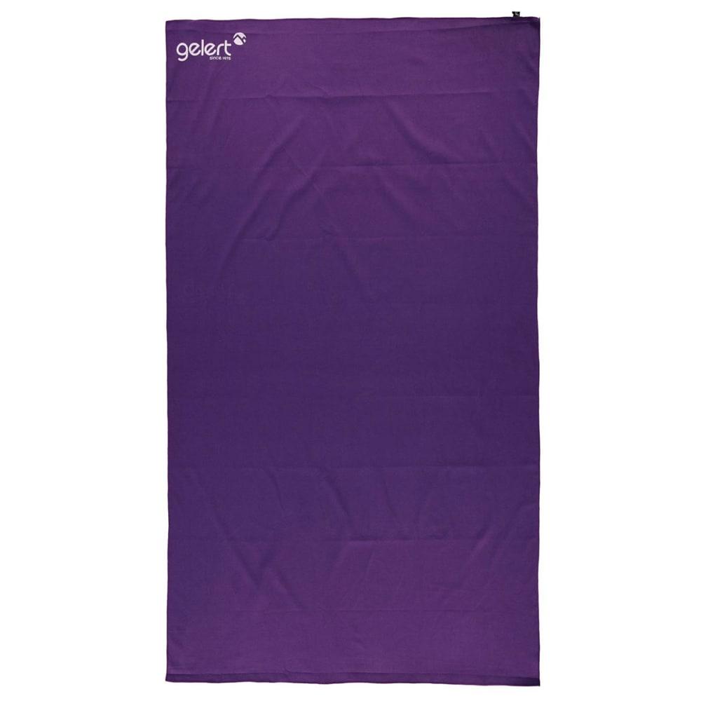 GELERT Soft Towel, Giant - PURPLE