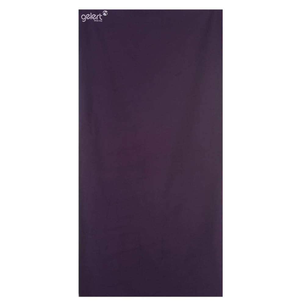 GELERT Soft Towel, Large - PURPLE