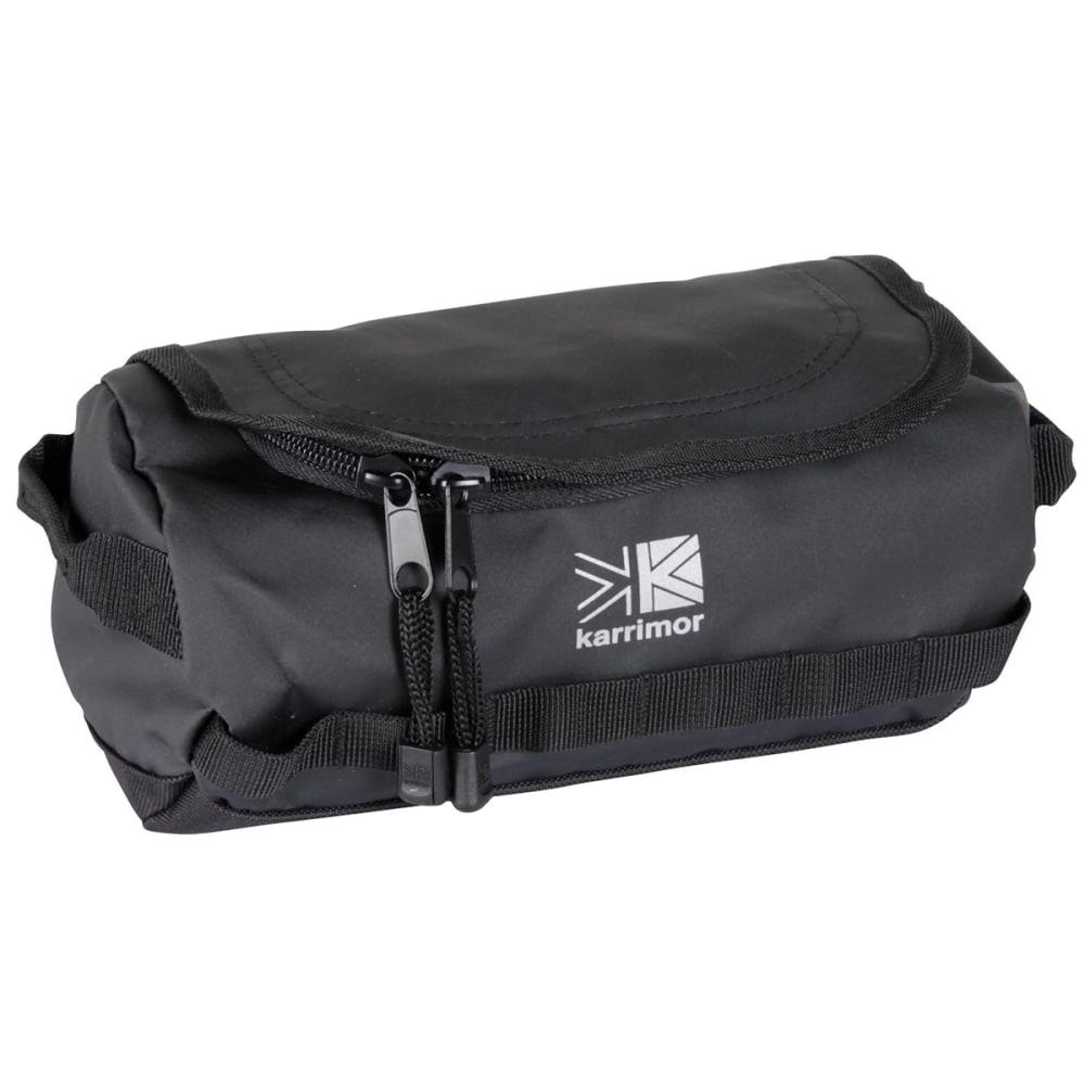 KARRIMOR Travel Toiletry Bag - BLACK