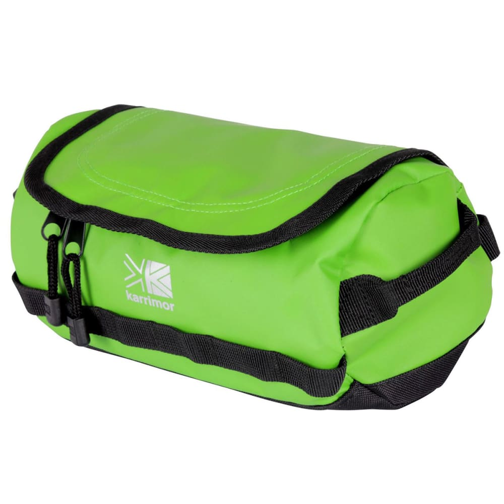 KARRIMOR Travel Toiletry Bag - GREEN