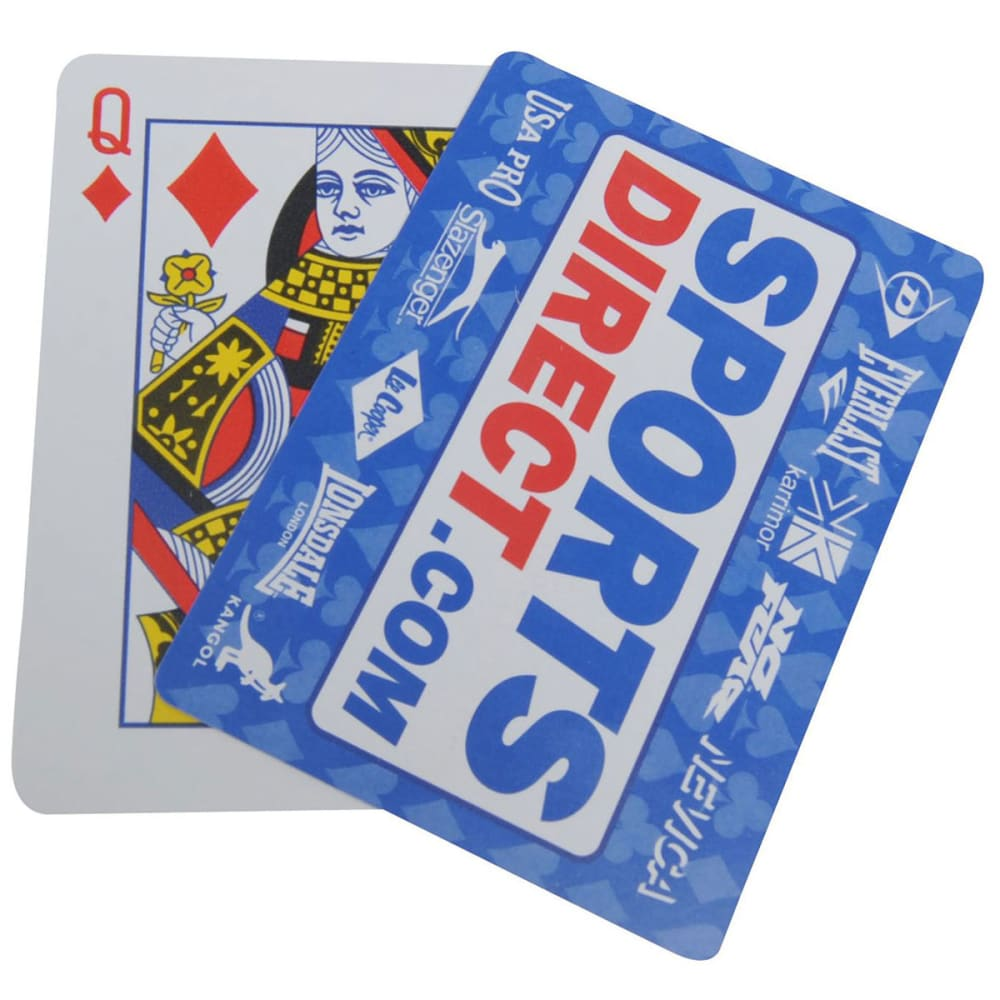 SPORTS DIRECT Playing Cards ONESIZE