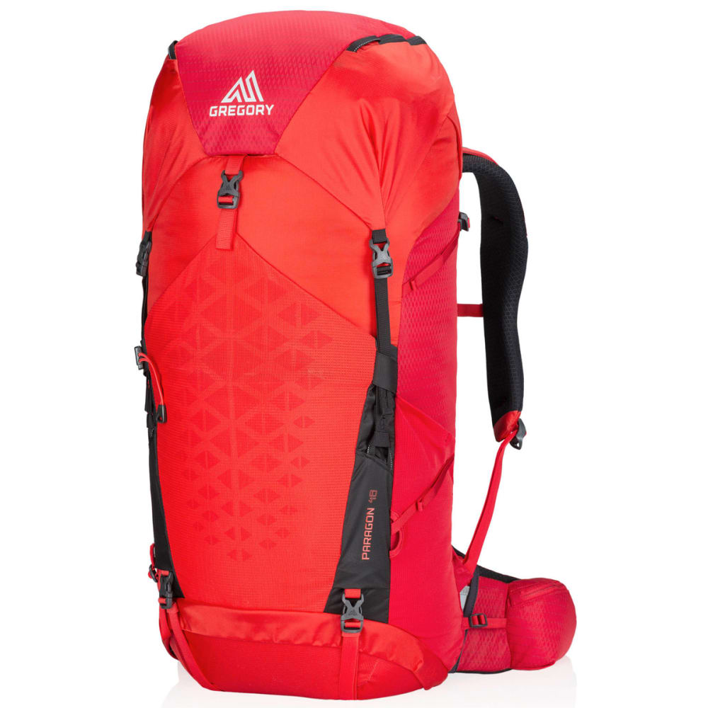 GREGORY Paragon 48 Pack - CITRUS RED