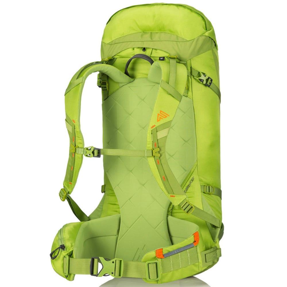 GREGORY Alpinisto 35 Pack, Lichen Green - LICHEN GREEN