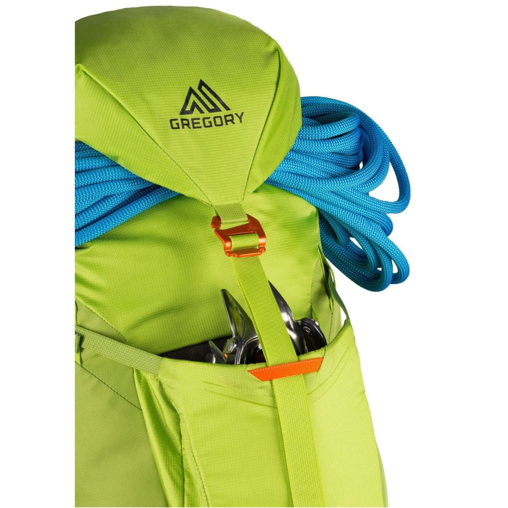 GREGORY Alpinisto 35 Pack - LICHEN GREEN