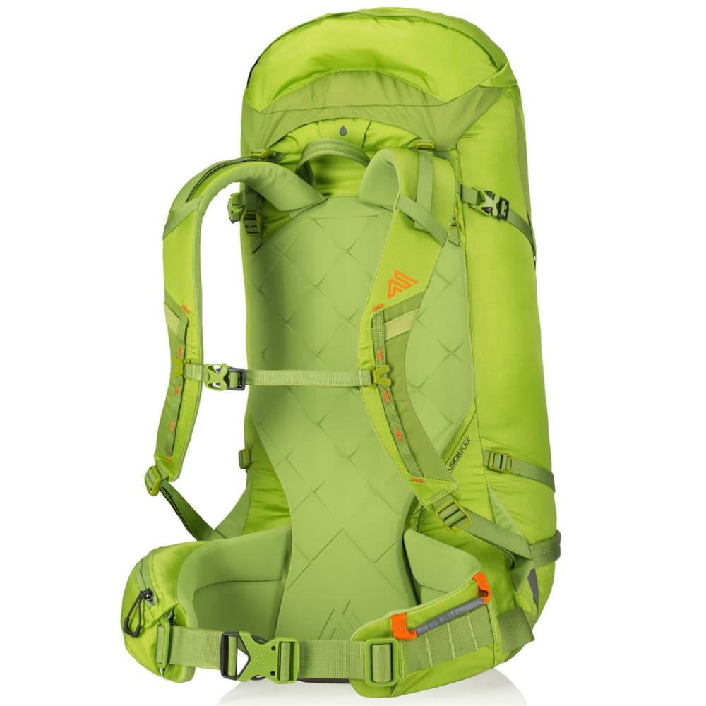 GREGORY Alpinisto 50 Pack, Lichen Green - LICHEN GREEN