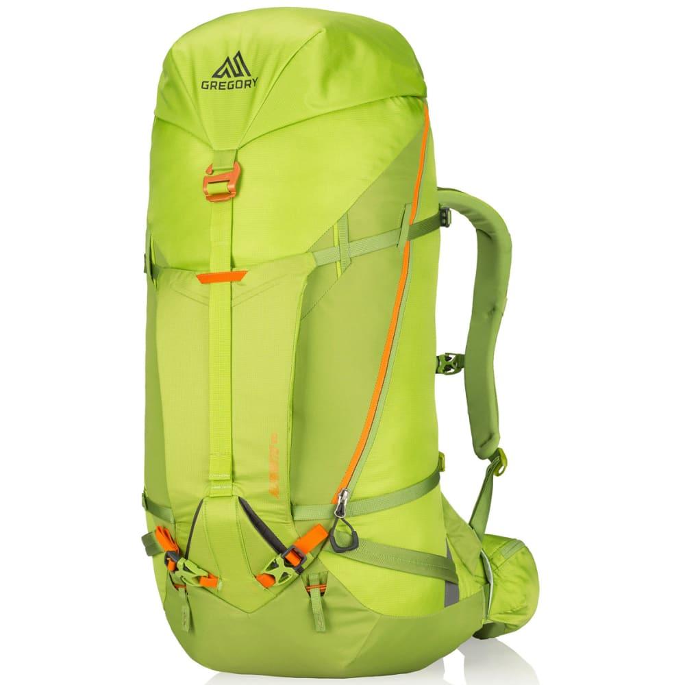 GREGORY Alpinisto 50 Pack, Lichen Green S