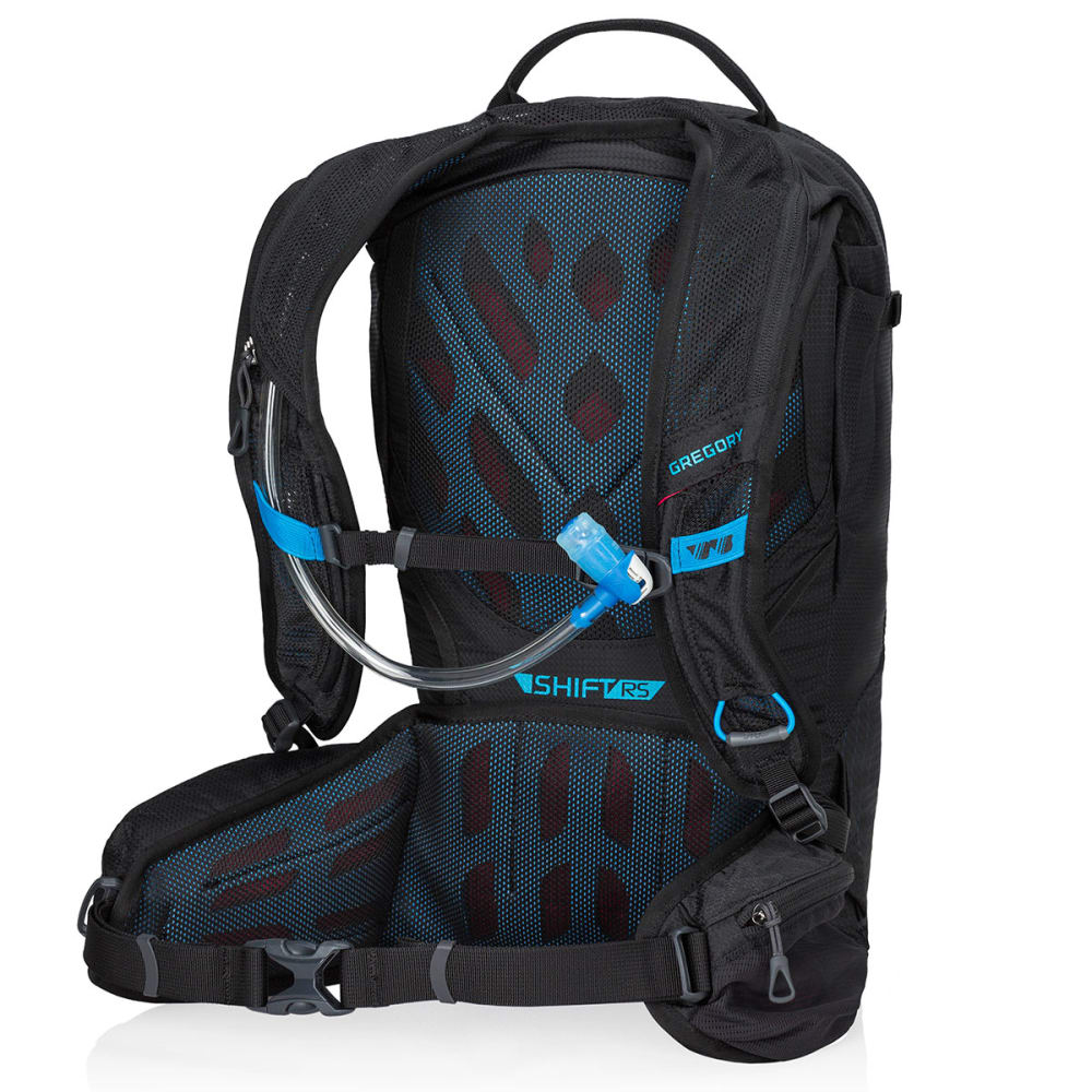 GREGORY Amasa 10 3D-HYD Pack - VIVID BLACK