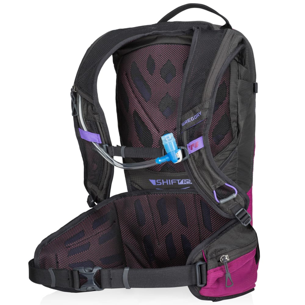 GREGORY Amasa 10 3D-HYD Pack - SANGRIA PURPLE
