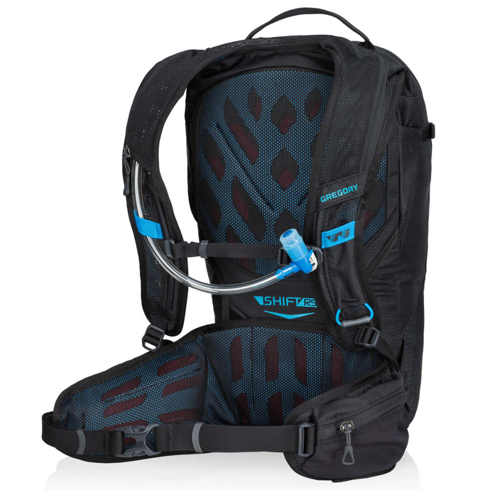 GREGORY Amasa 14 3D-HYD Pack - VIVID BLACK