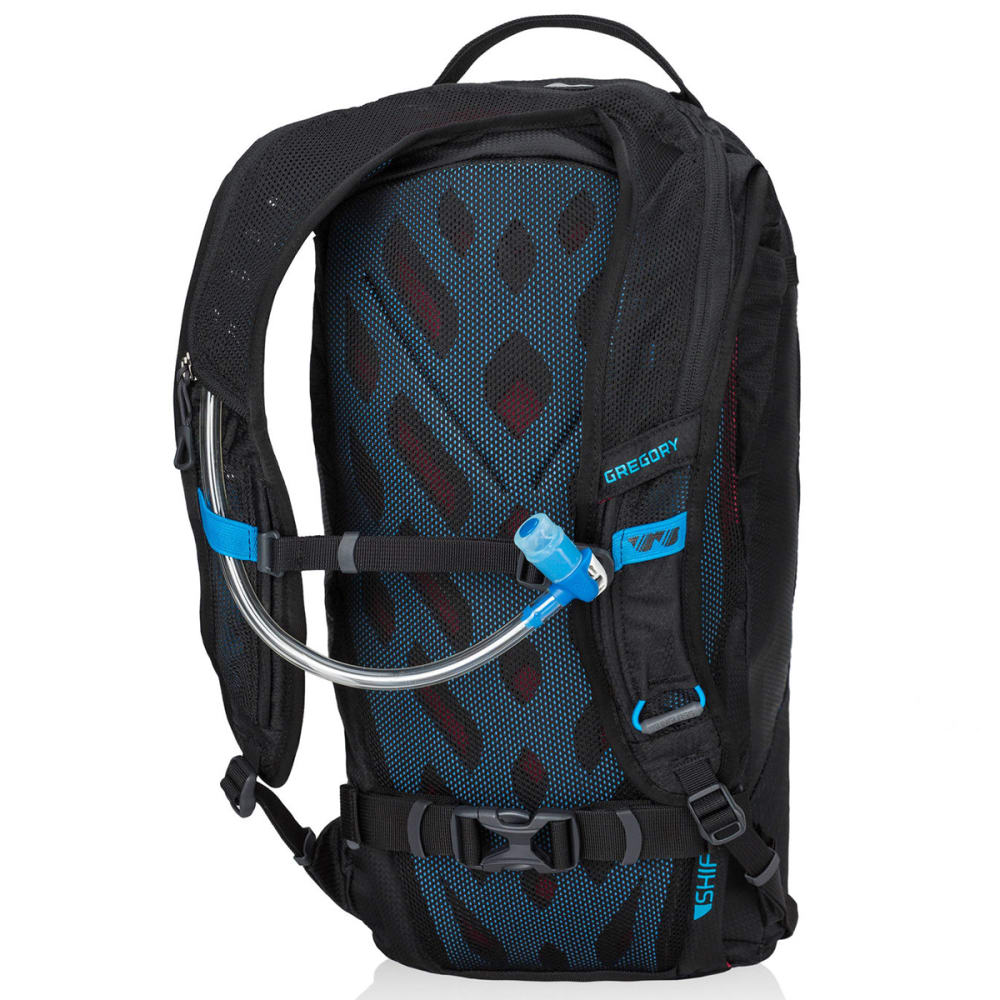 GREGORY Amasa 6 3D-HYD Pack - VIVID BLACK