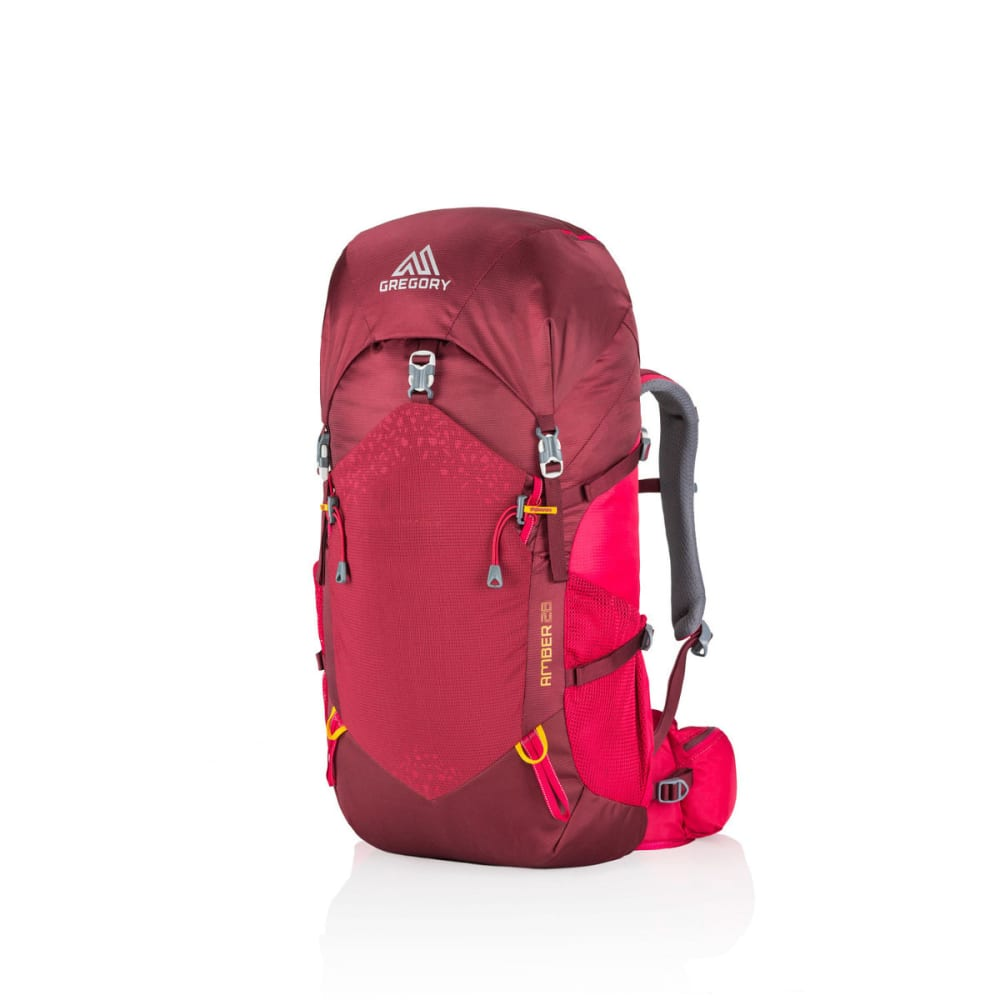GREGORY Amber 28 Pack - CHILI PEPER RED