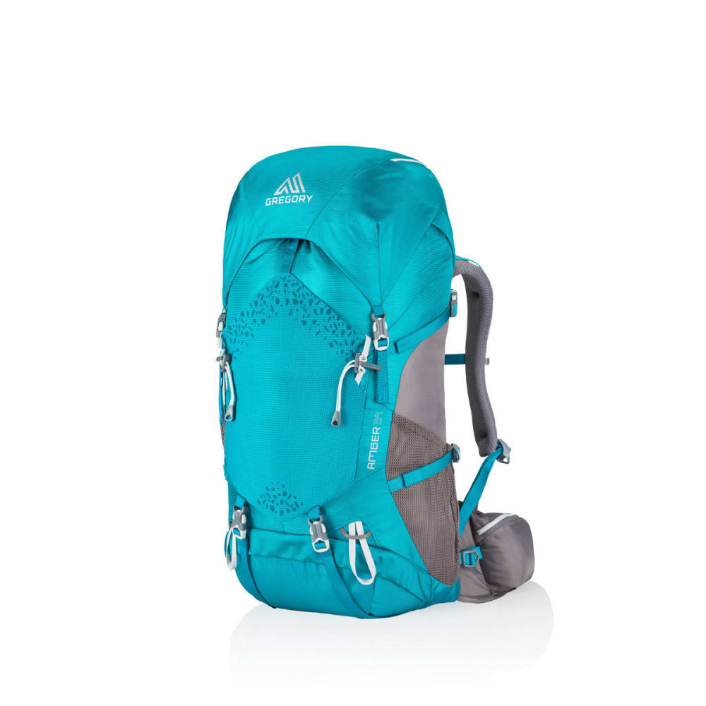 GREGORY Amber 34 Pack - TEAL GREY