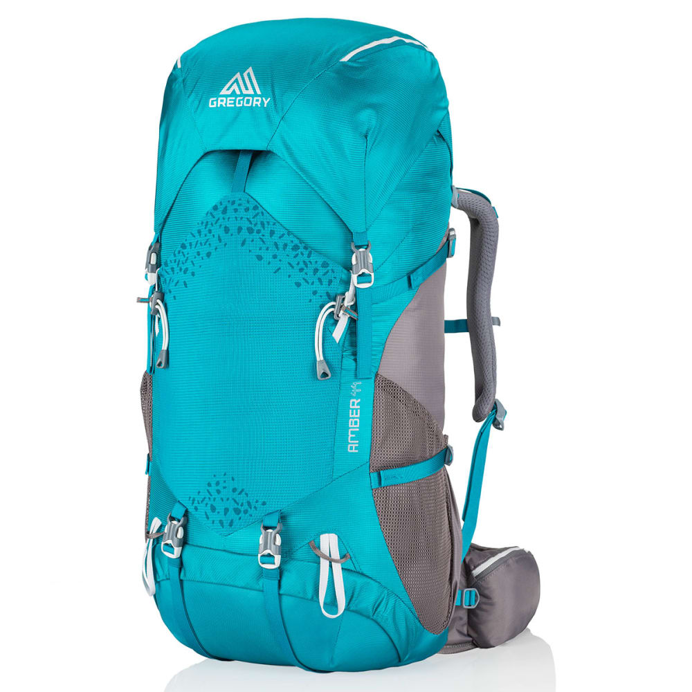 GREGORY Amber 44 Pack - TEAL GREY