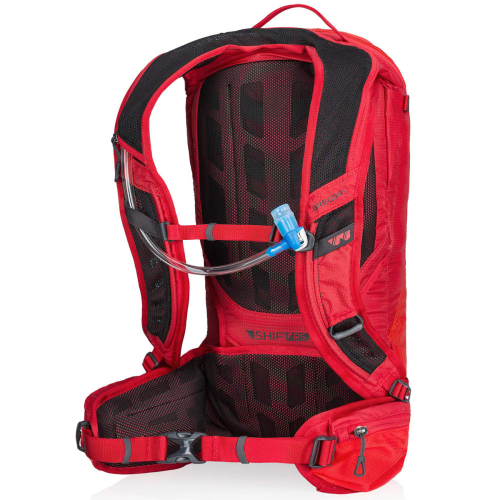 GREGORY Drift 10 3D-HYD Pack - SIGNAL RED