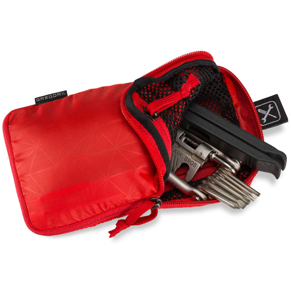 GREGORY Drift 14 3D-HYD Pack - SIGNAL RED