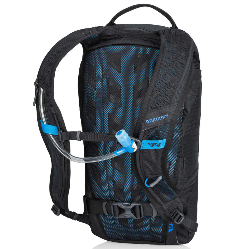 GREGORY Drift 6 3D-HYD Pack - DEADBOLT BLACK