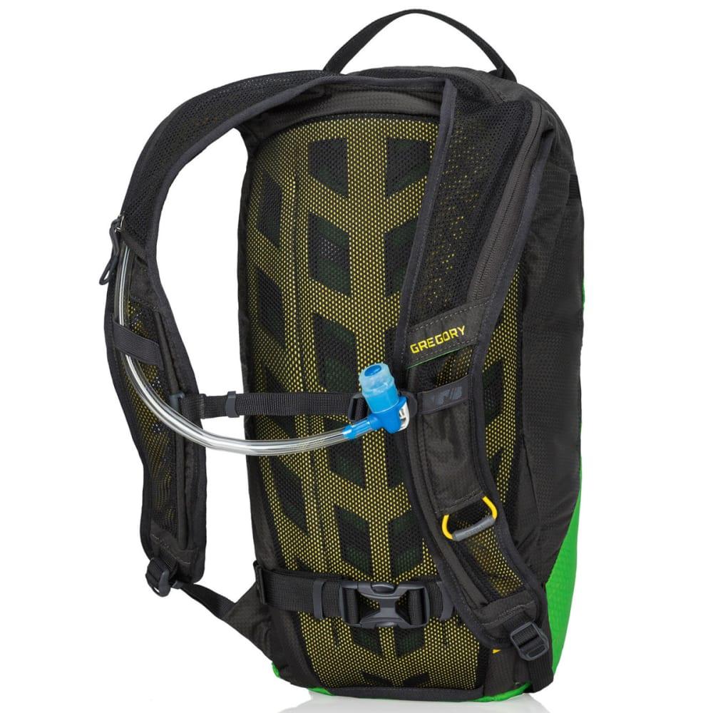 GREGORY Drift 6 3D-HYD Pack - FLASH GREEN