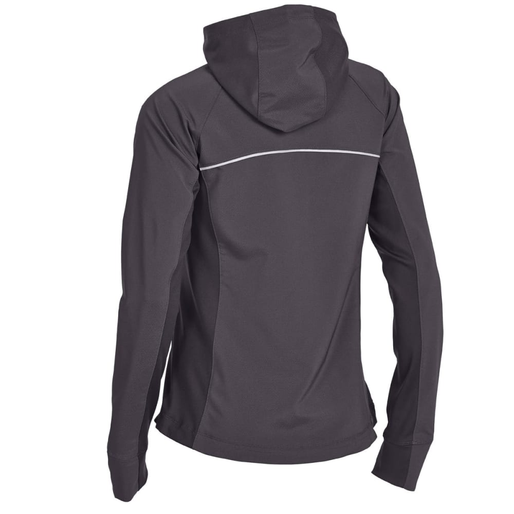 EMS Women's Techwick Active Hybrid Jacket - BLACK