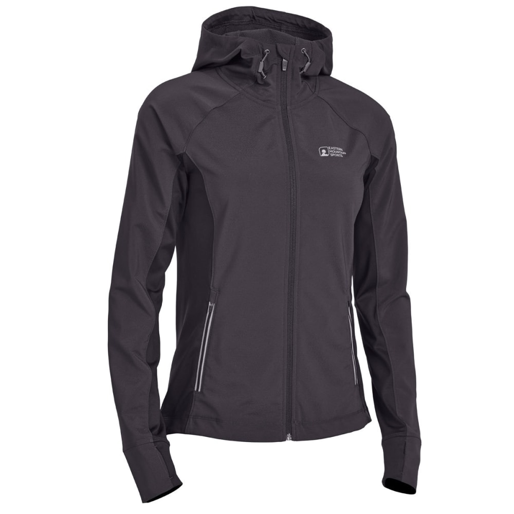 EMS Women's Techwick Active Hybrid Jacket - BLACK