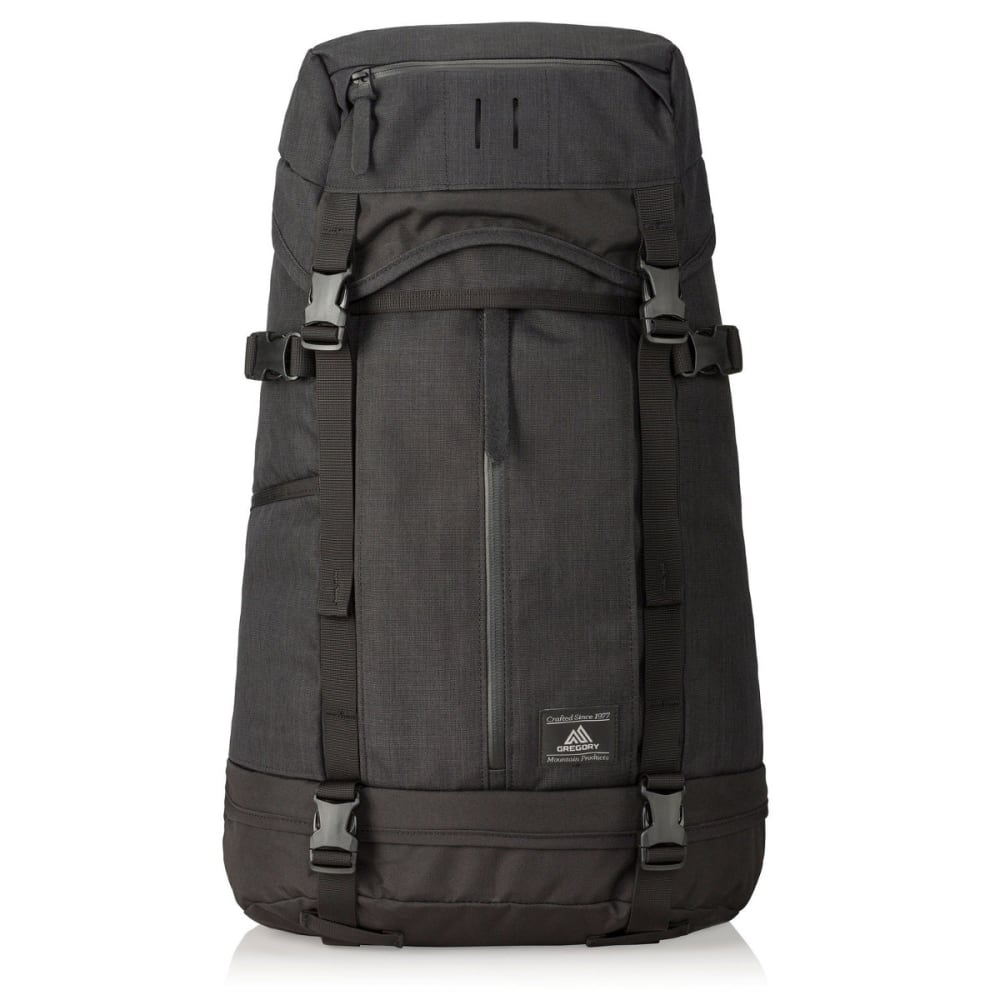 GREGORY Explore Boone Overnight Pack - EBONY BLACK