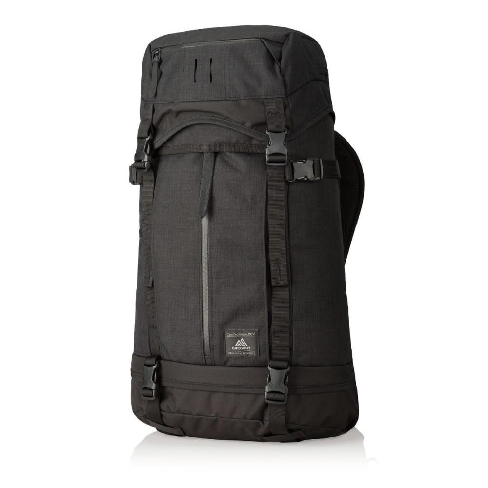 GREGORY Explore Boone Overnight Pack - EBONY BLACK