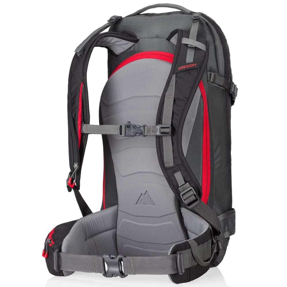 GREGORY Targhee 32 Pack - PATROL BLACK