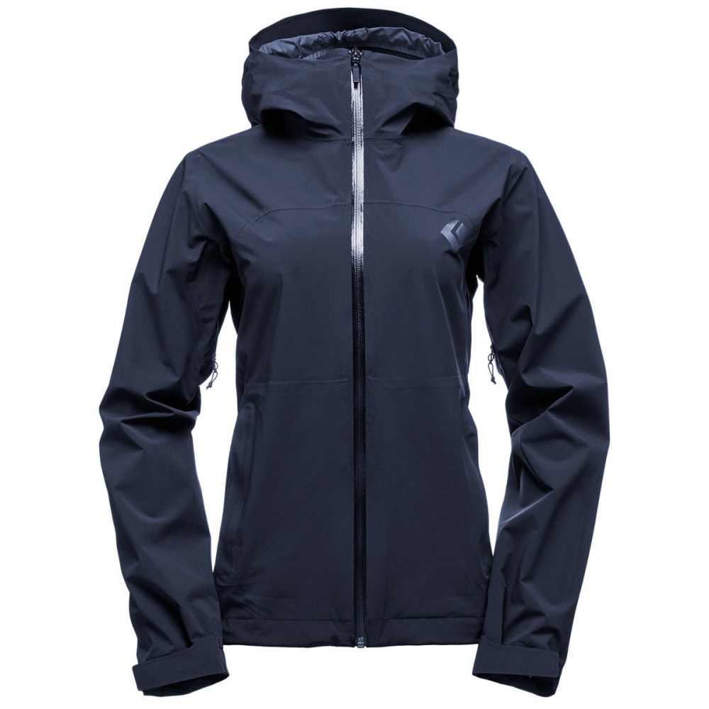 BLACK DIAMOND Women's StormLine Stretch Rain Shell - CAPTAIN