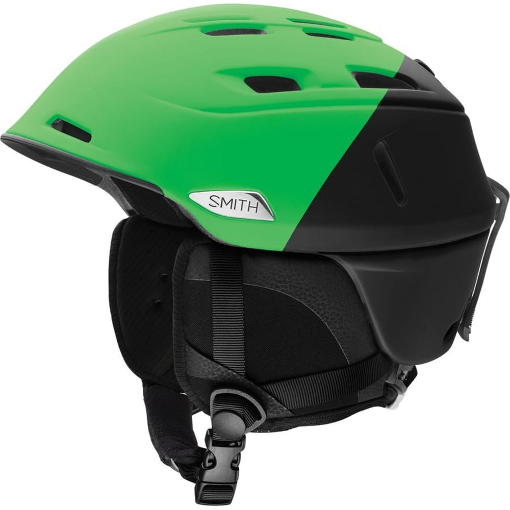 SMITH Camber Snow Helmet - MATTE REACTOR SPLIT