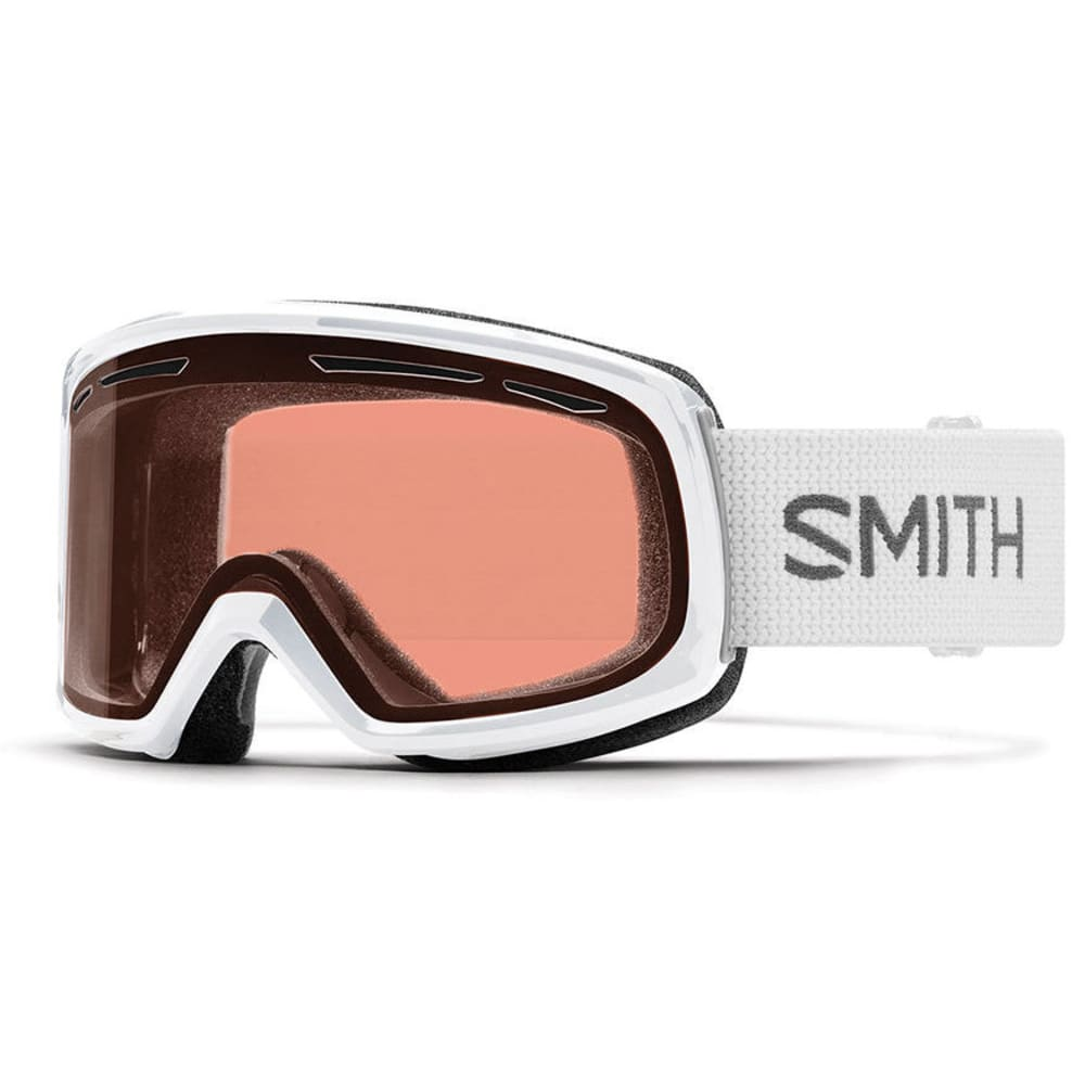 SMITH Women's Drift Snow Goggles - WHITE