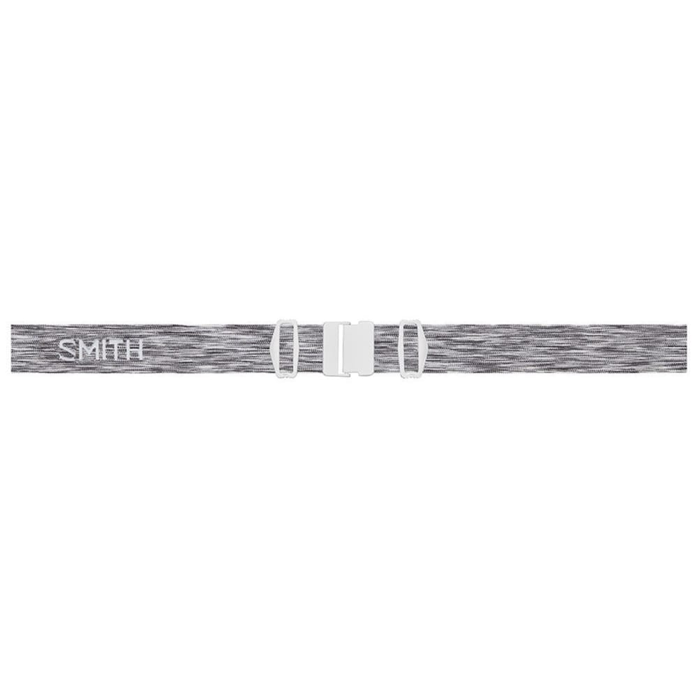 SMITH I/OX Snow Goggles - CLDGREY/GREEN MIRROR
