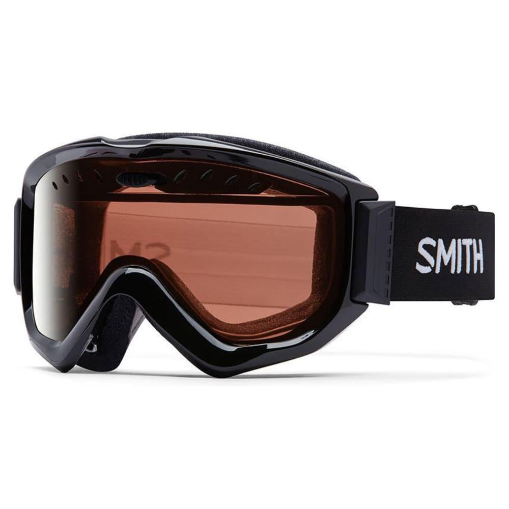SMITH Knowledge OTG Snow Goggles - BLACK/RC36