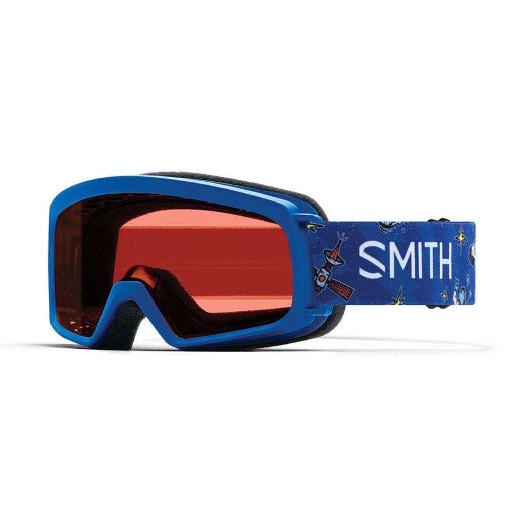 SMITH Youth Rascal Snow Goggles - COBALT SHUTTLES/RC36