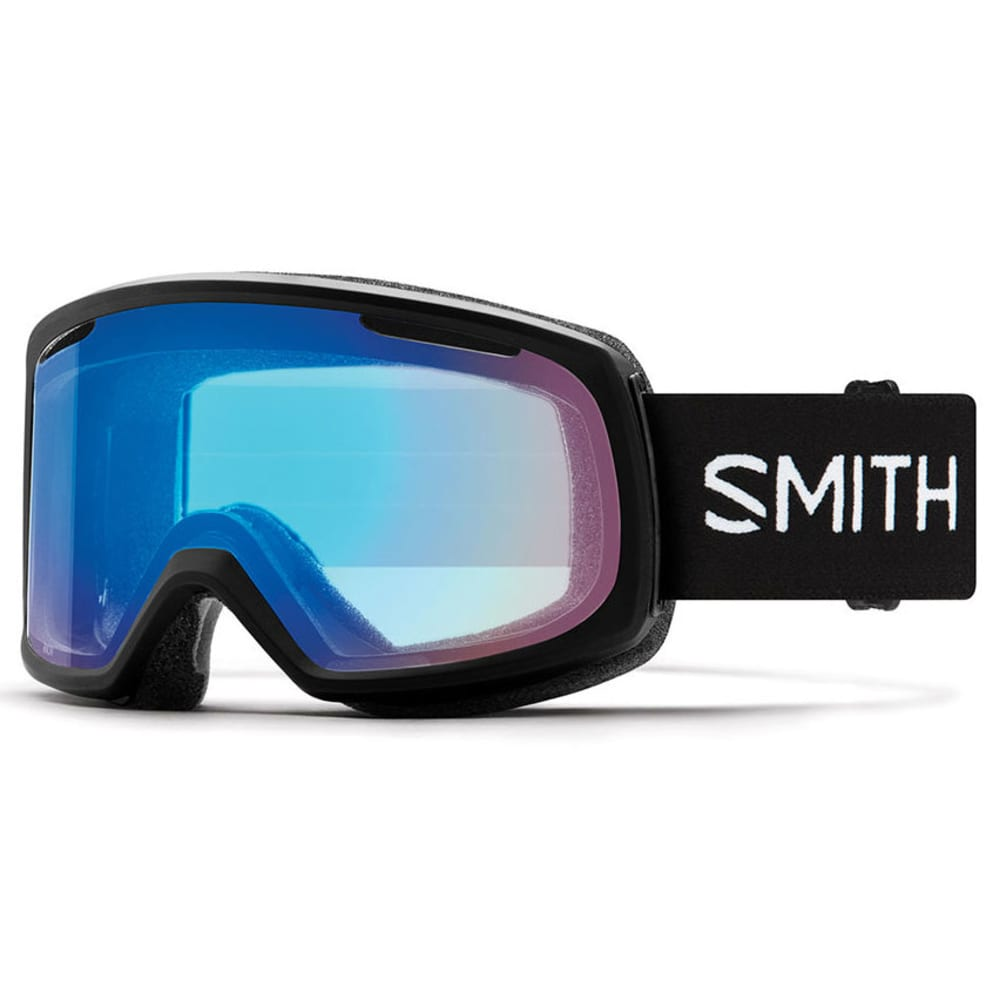 SMITH Women's Riot Snow Goggles - BLACK/CPSRF