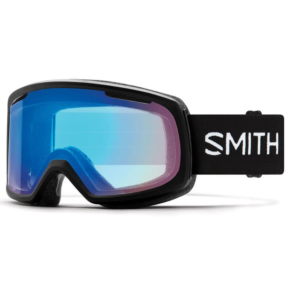 SMITH Women's Riot Snow Goggles - BLACK/CPSRF