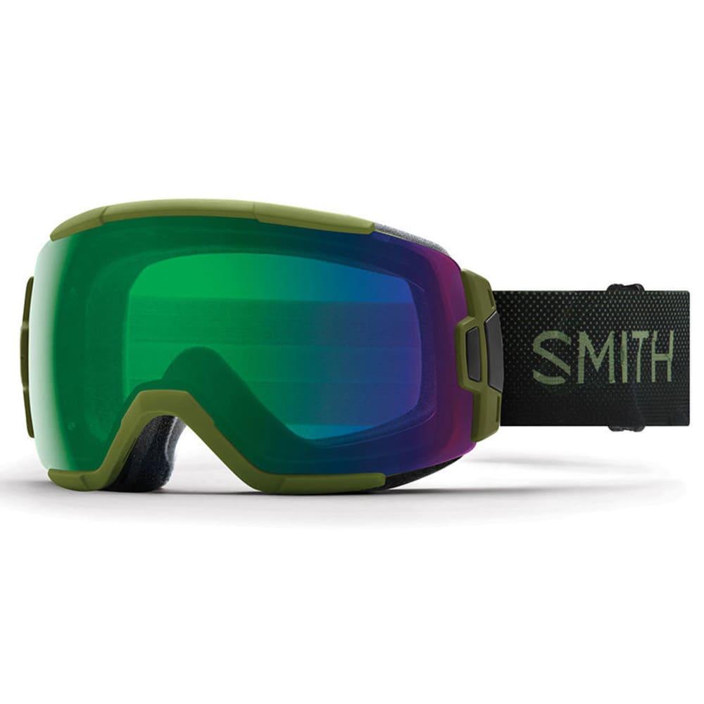 SMITH Vice Snow Goggles - MOSS/CP GREEN MIRROR