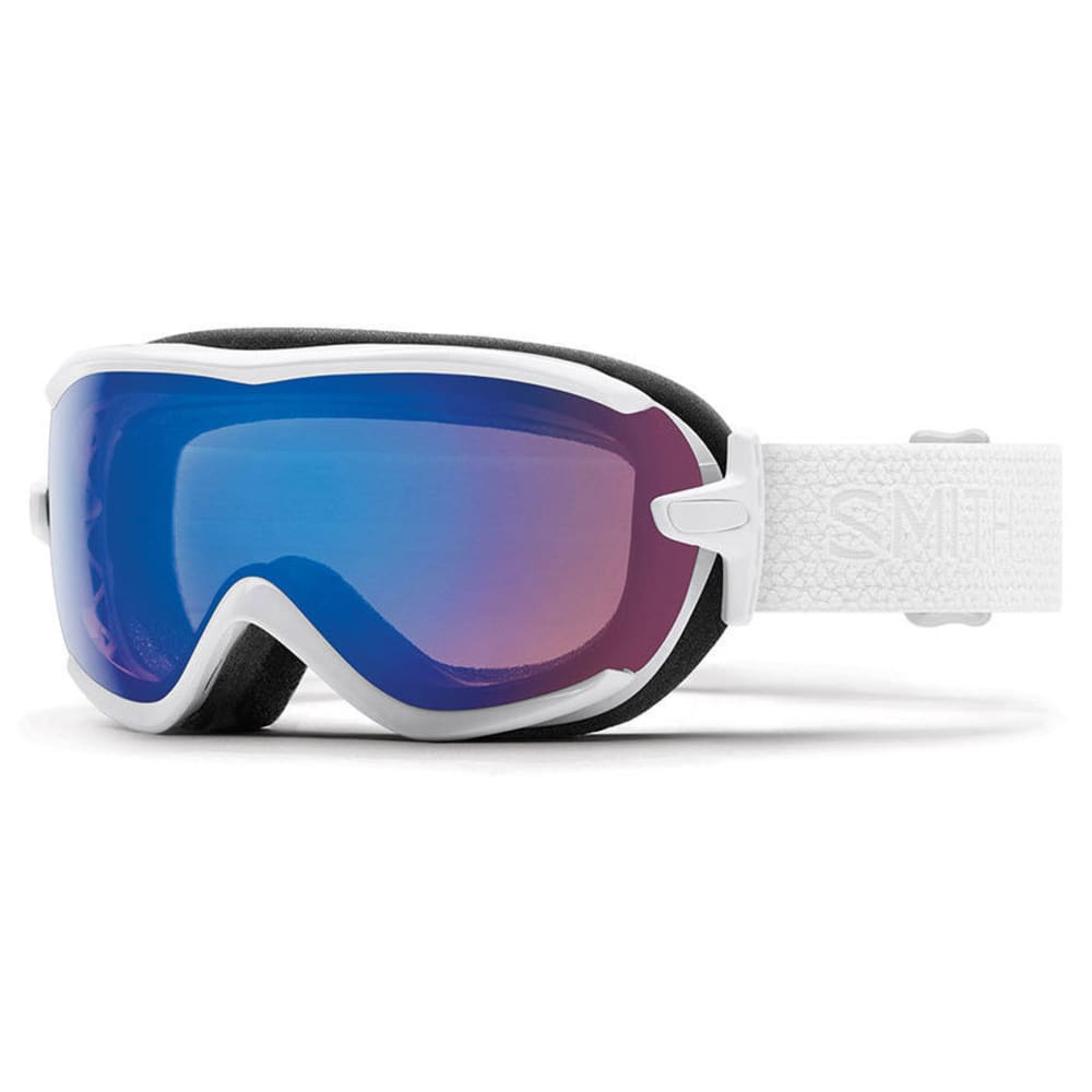 SMITH Women's Virtue Snow Goggles - WHITE MOSIAC/CPSRF