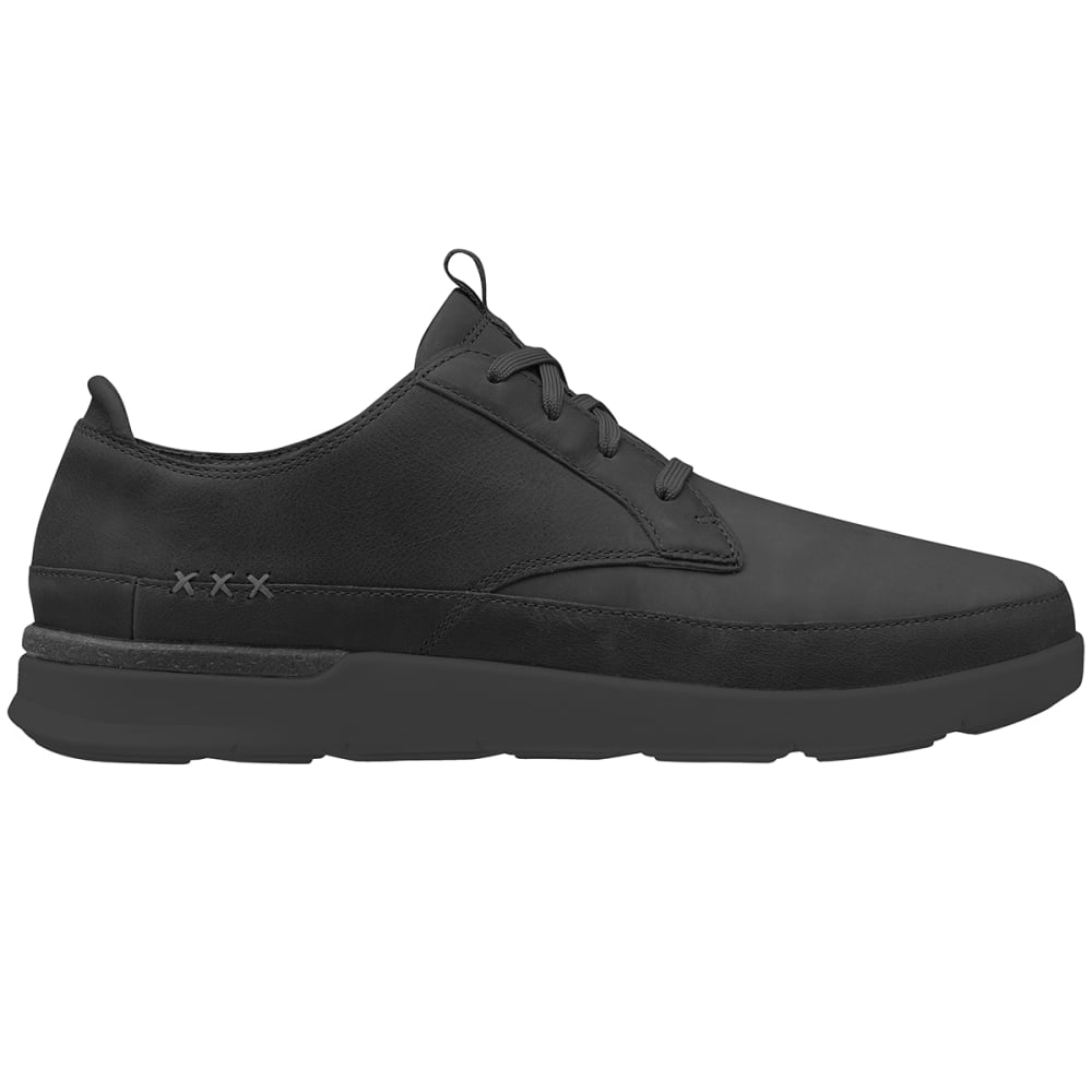 SUPERFEET Men's Ross Kangaroo Casual Shoes - BLACK-029