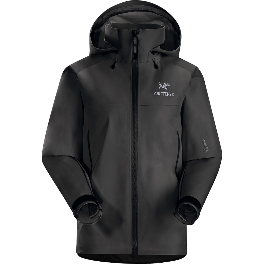 ARC'TERYX Women's Beta AR Jacket - BLACK