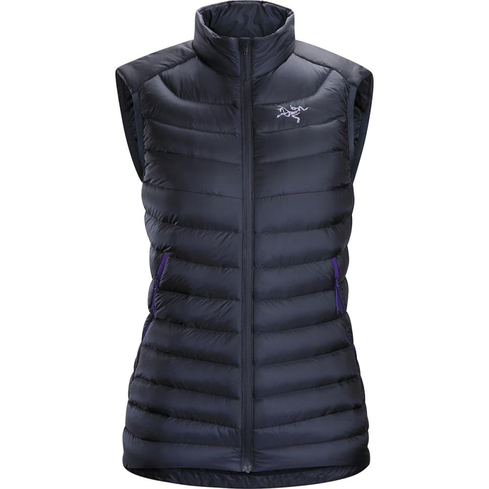 ARC'TERYX Women's Cerium LT Vest - BLACK SAPHIRE