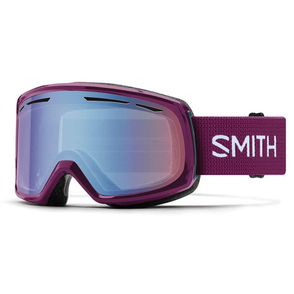 SMITH Women's Drift Mirror Snow Goggles - GRAPE DT3ZGRP18